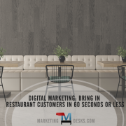 Digital Restaurant Marketing - Get More Customers in 60 Minutes or Less