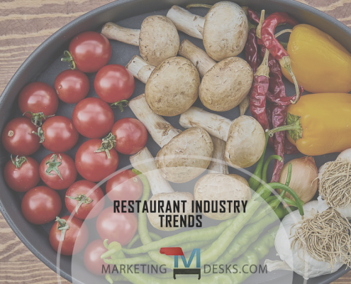 Restaurant Industry Trends Reflect Consumers Changing Demands