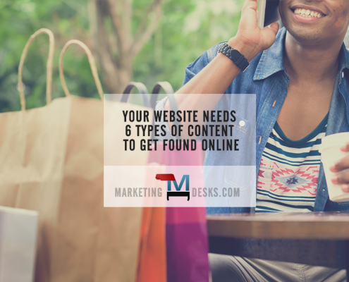 6 Types of Restaurant Website Content Gets You Found Online More Often
