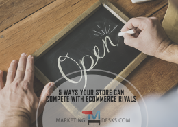 5 Retail Innovations for Brick and Mortar Stores Competing with E-Commerce Rivals