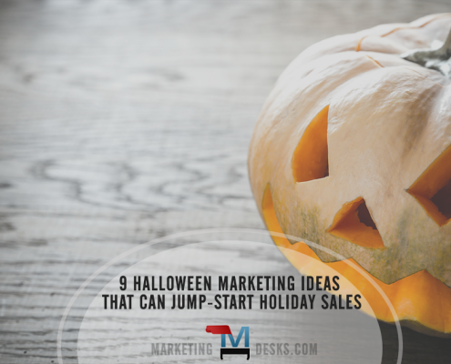 Treat Customers with 9 Halloween Marketing Ideas and Jump-Start Holiday Sales