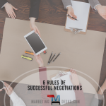 Infographic – Ivanka Trump Shares 6 Rules for Successful Negotiations