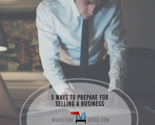 5 Ways to Prepare for Selling a Business - Right Time to Sell a Business