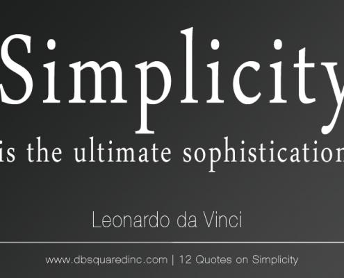simplicity quotes leonardo da vinci