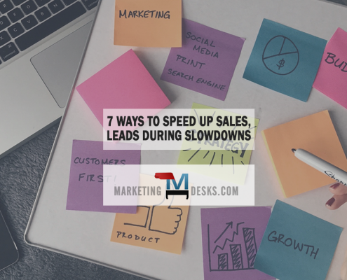 7 Ways to Speed Up Sales During Slowdowns