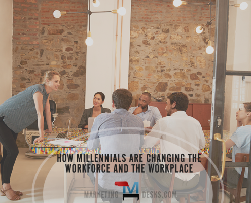 6 Staffing Trends Show Millennials are Poised for Professional Success