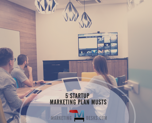 5 Startup Marketing Plan Musts