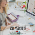 Why Consumers Click, Follow and Buy from Email, Social Media and Display Ads