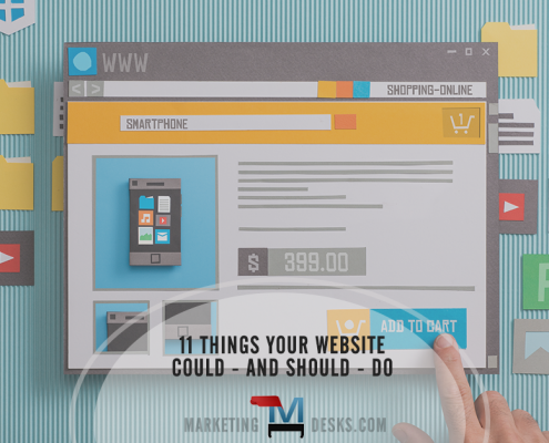 11 Things You Didn't Know Your Website Could – and Should – Do