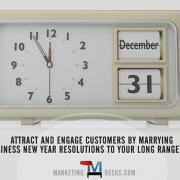 Use Business New Year Resolutions to Reach and Engage Customers